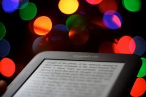 Kindle Under Christmas Tree