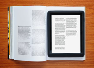 eBook vs. printed book