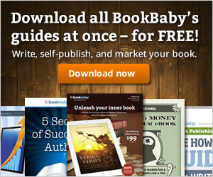Download all BookBaby's Guides at once!