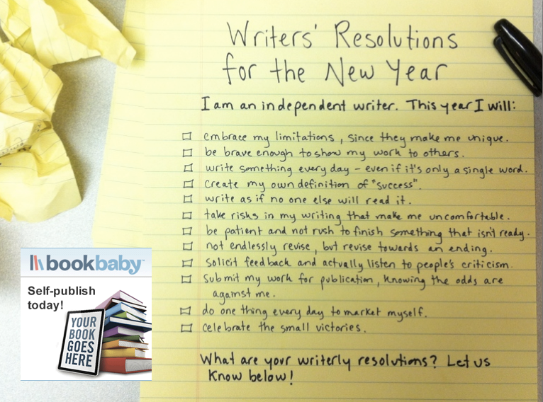 writing resolutions How can the answer be improved.