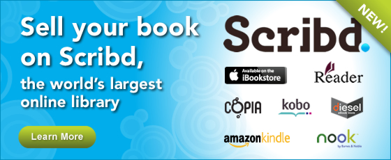 Sell Your Book on Scribd