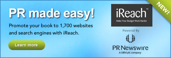 Promote Your Book with iReach