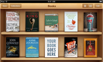 Sell Your Book in iBookstore Japan