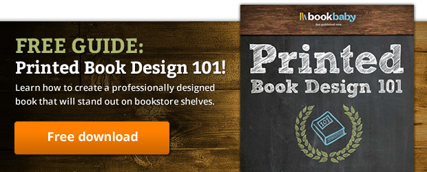Download BookBaby book design 