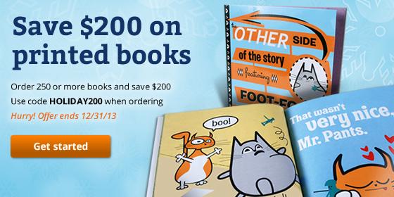 Affordable book printing