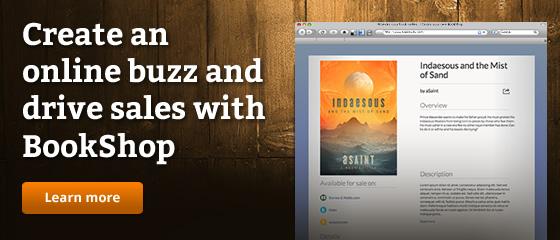 BookBaby BookShop: sell your eBook online