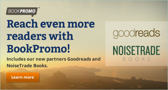 Promote your book with Goodreads