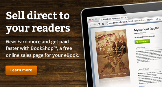 Sell your book direct to readers online