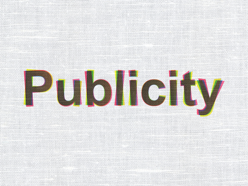 Book publicists: how to find the right one