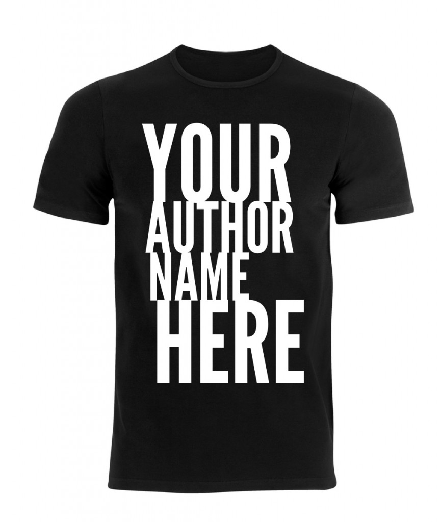 Merch ideas for authors