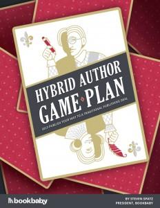 Hybrid author advice