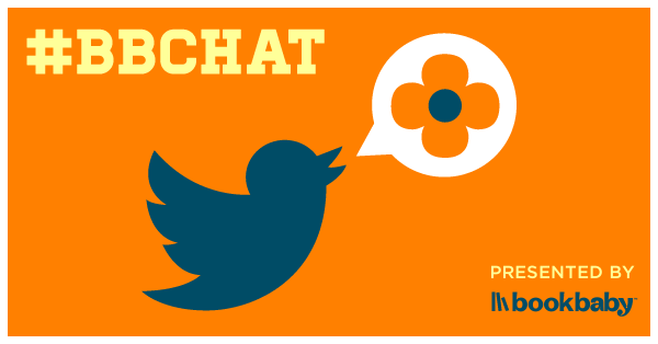 BookBaby Twitter chat