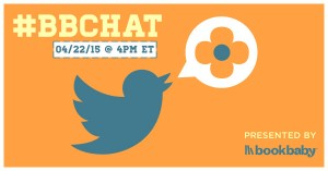 bookbaby twitter chat recap