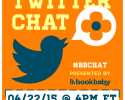 Join NaNoWriMo's Grant Faulkner on our BookBaby Twitter chat April 22nd
