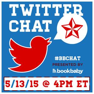 BookBaby Twitter Chat