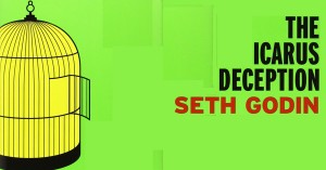 seth godin self published