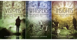 self-published author Lauren Lynne