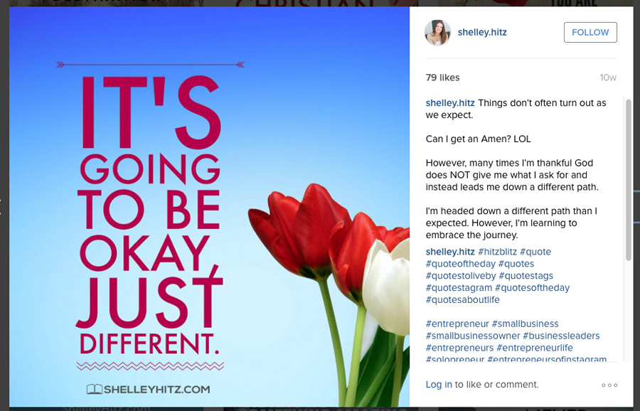 Instagram tips for authors