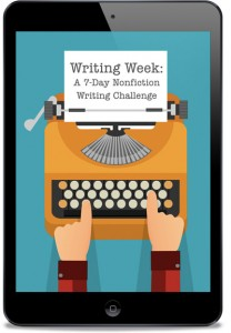 seven writing tips