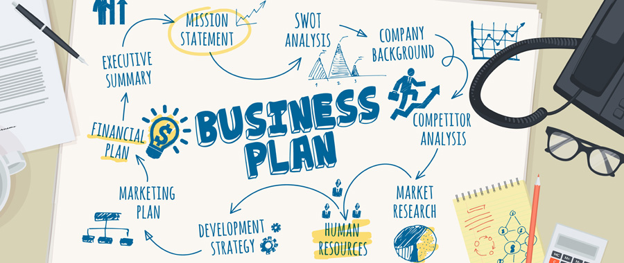 Help developing a business plan