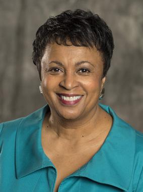 Dr Carla Hayden