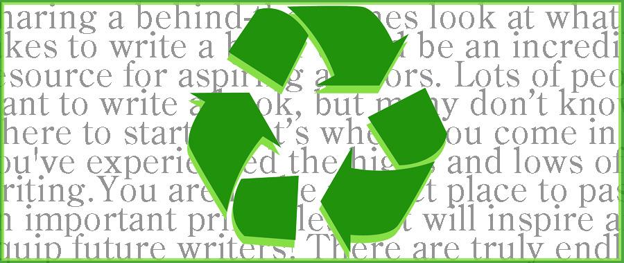 repurpose content