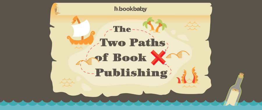 book publishing paths
