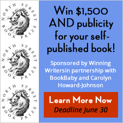 Winning Writers: Win $1,500 AND publicity  for your self- published book!