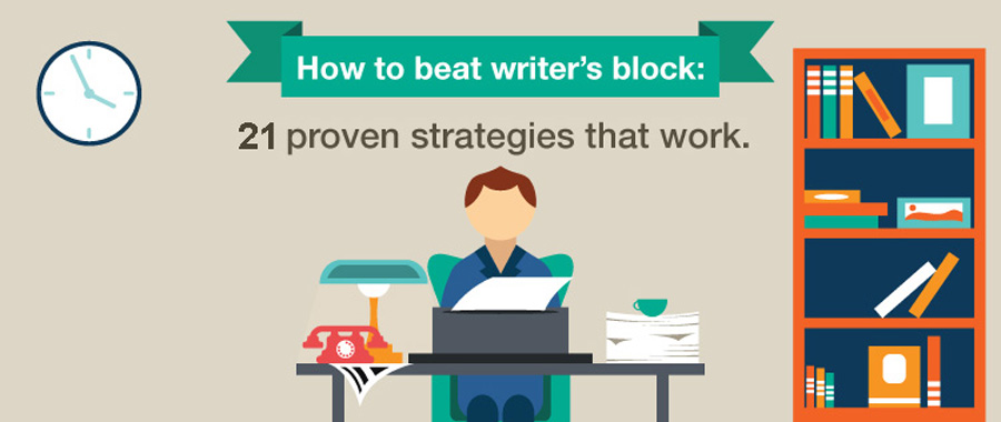 How to get past writers block.?
