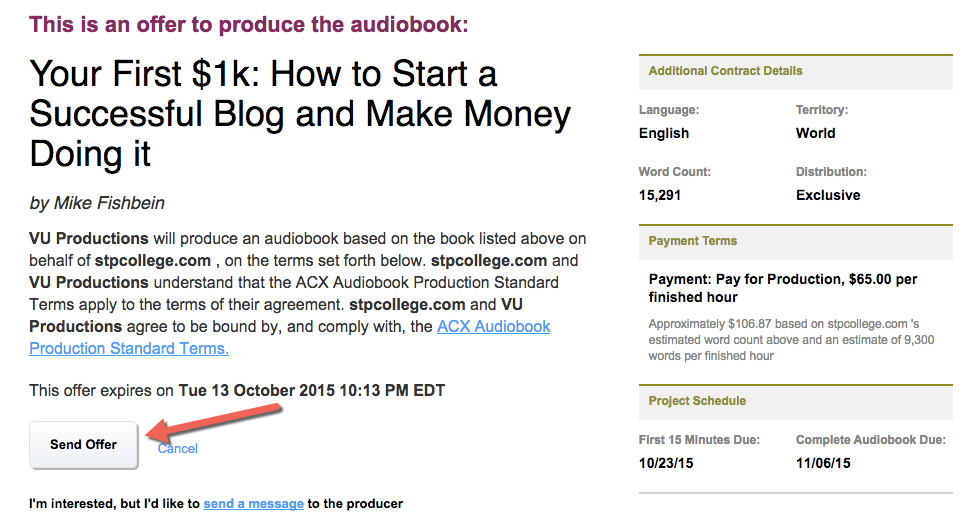 Making An Audio Book Using ACX | BookBaby Blog