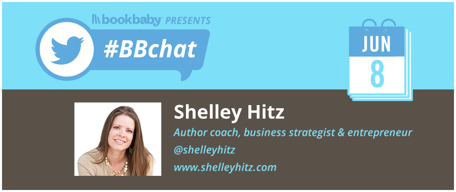 Shelley Hitz on the BookBaby Twitter Chat: Finding Your Amazon Keywords
