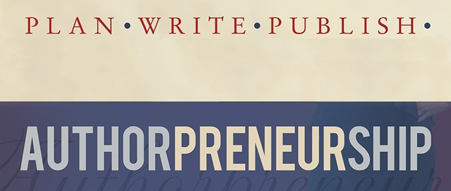 authorpreneurship advice