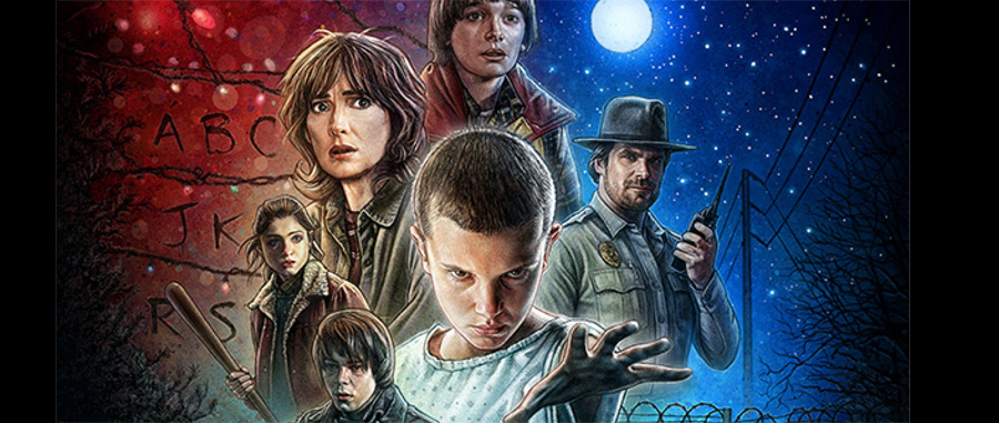 storytelling lessons from stranger things