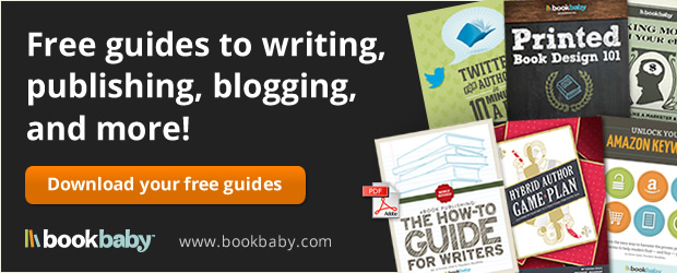 Free guides to writing, publishing, blogging, and more!