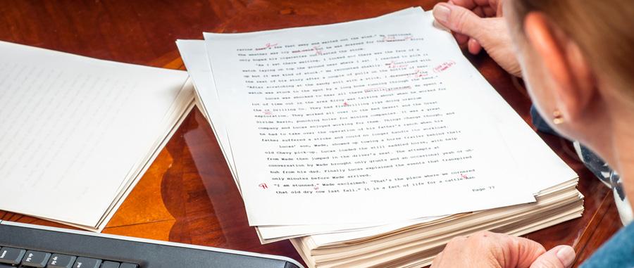 manuscript mistakes