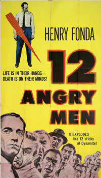 book to film: 12 angry men