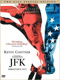 book to film: JFK