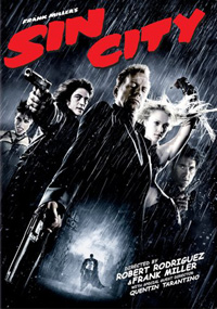 book to film: sin city