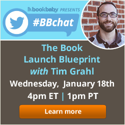 BookBaby Twitter Chat #BBchat