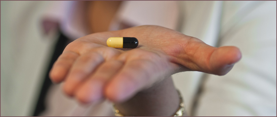 The Pill In Your Book