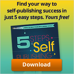Find your way to self-publishing success in just 5 easy steps. Yours free.