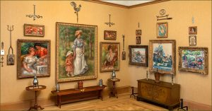 Philadelphia attractions Barnes Foundation