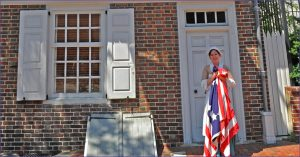 Philadelphia attractions Betsy Ross House