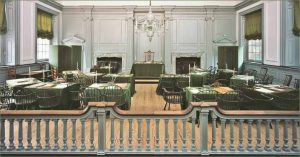 Philadelphia attractions Independence Hall