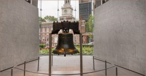Philadelphia attractions Liberty Bell Center