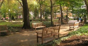 Philadelphia Attractions Rittenhouse Square
