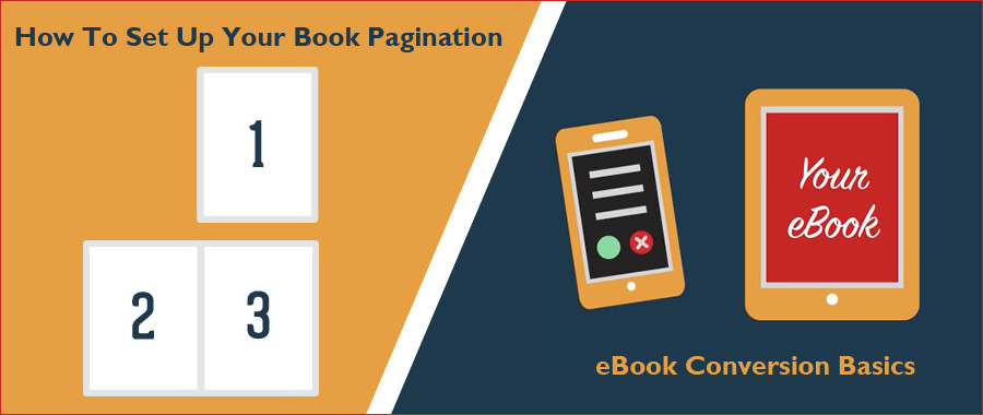 book pagination