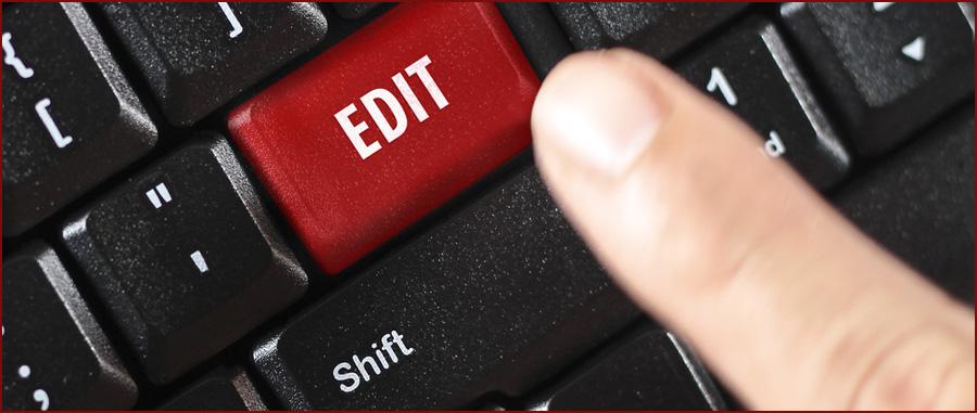 self-editor