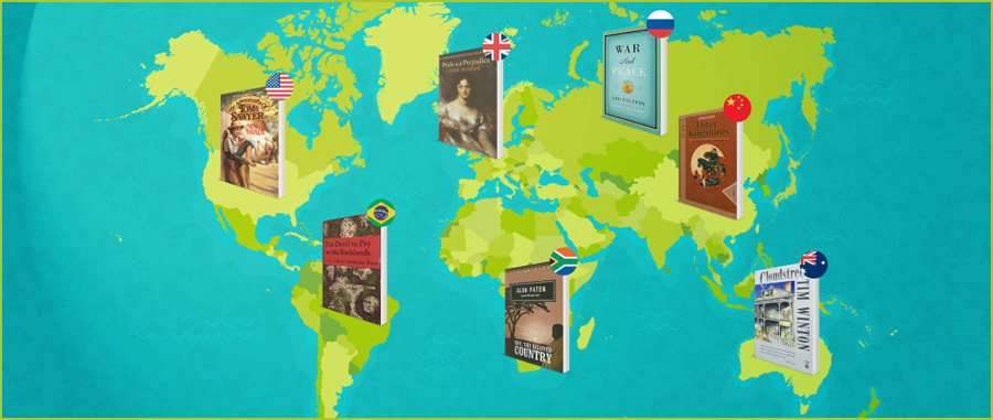 Books From Countries