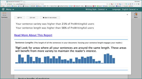 Editing Tool Sentences